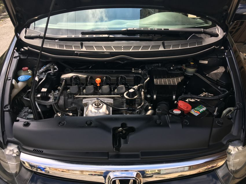 Honda New Civic EXS 1.8 (aut) - Foto #8