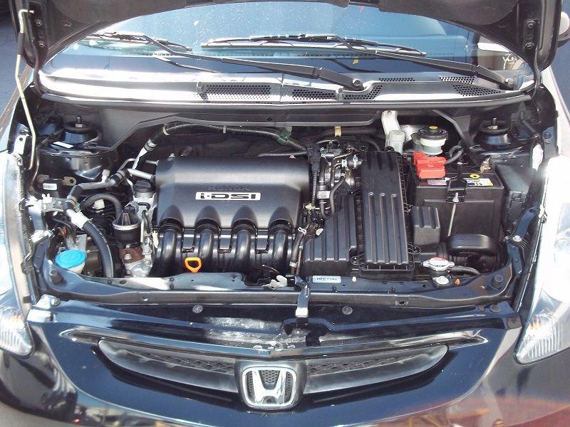 Honda Fit LXL 1.4 - Foto #10