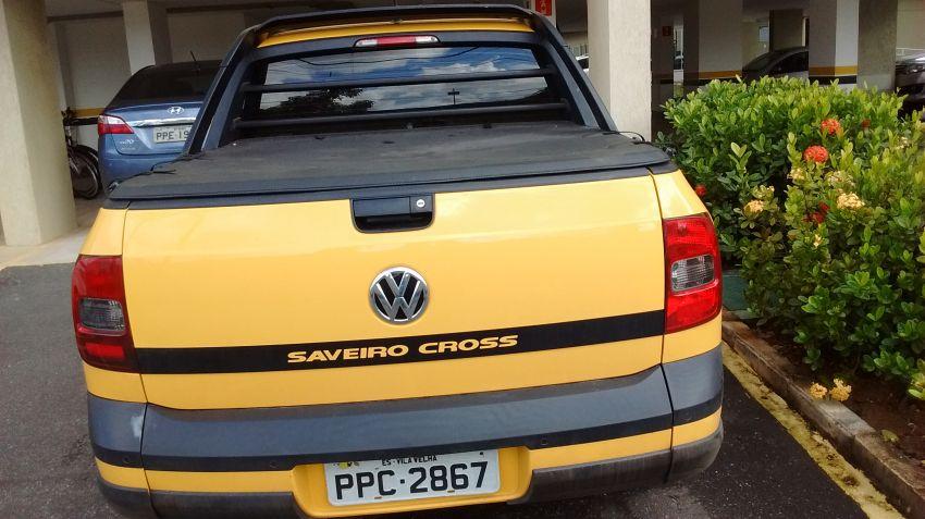 Volkswagen Saveiro Cross 1.6 16v MSI (Flex) (Cabine Dupla) - Foto #5