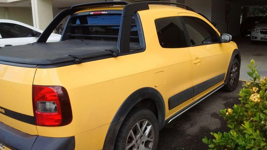 Volkswagen Saveiro Cross 1.6 16v MSI (Flex) (Cabine Dupla) - Foto #6