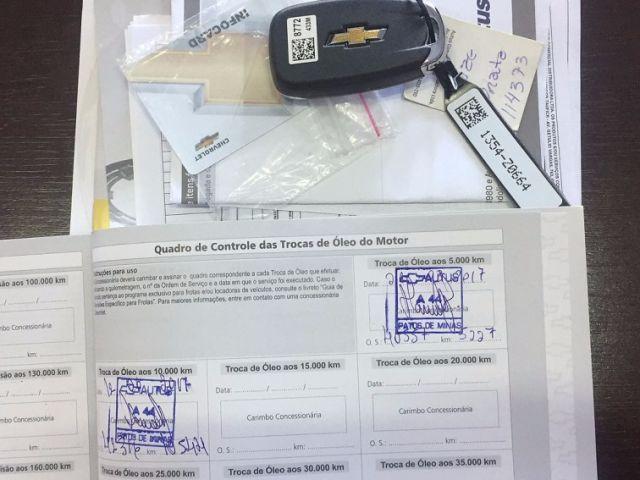 Chevrolet Cruze LTZ 1.4 Turbo Ecotec 16V Flex - Foto #8