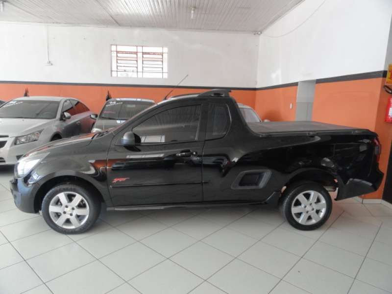 Chevrolet Montana Sport 1.4 EconoFlex - Foto #4