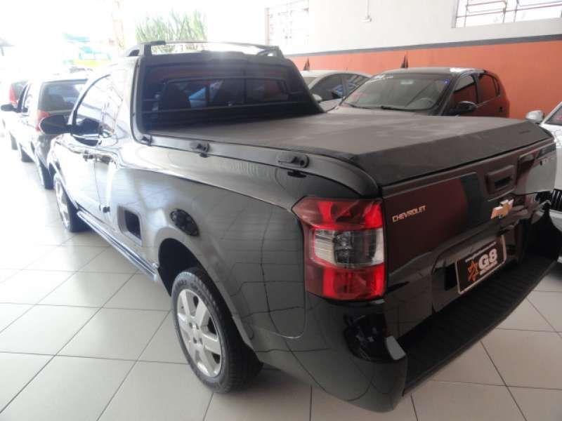 Chevrolet Montana Sport 1.4 EconoFlex - Foto #10