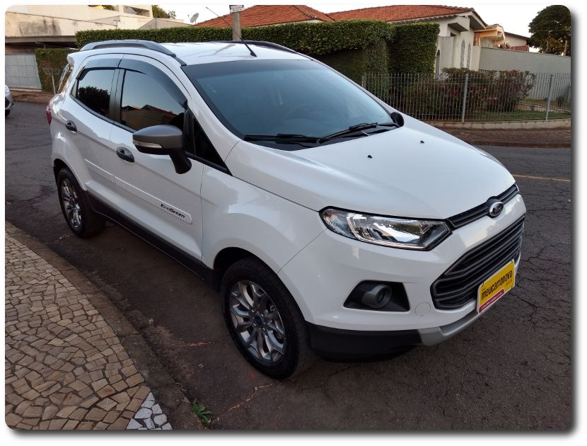 Ford Ecosport Freestyle Plus 1.6 16V (Flex) - Foto #4