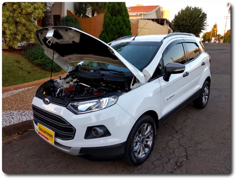 Ford Ecosport Freestyle Plus 1.6 16V (Flex) - Foto #8