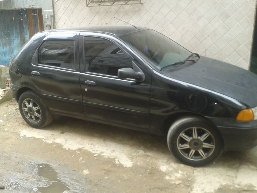 Fiat Palio EX 1.0 MPi 4p - Foto #2