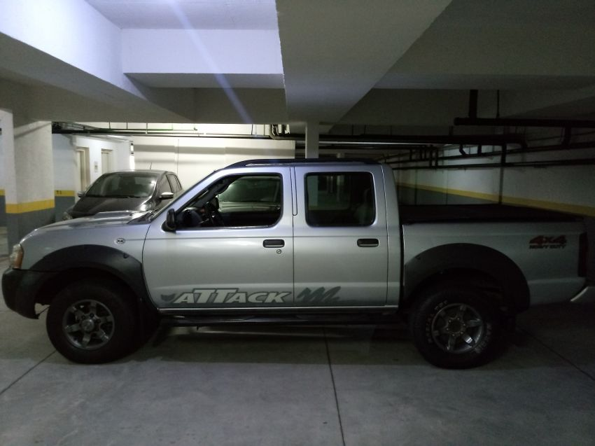 Nissan Frontier XE Attack 4x4 2.8 Eletronic (cab. dupla) - Foto #1