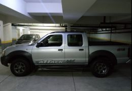 Nissan Frontier XE Attack 4x4 2.8 Eletronic (cab. dupla)