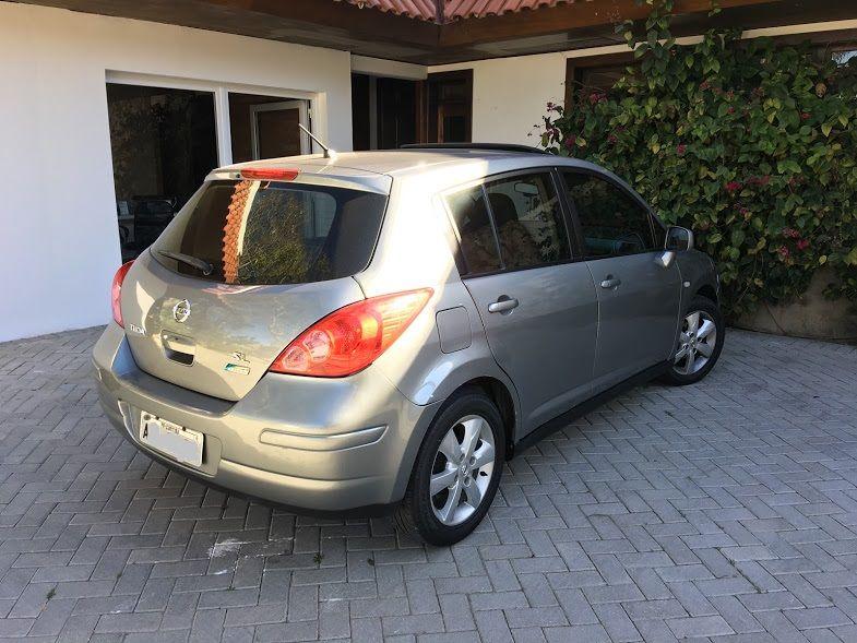 Nissan Tiida SL 1.8 (flex) (aut) - Foto #4