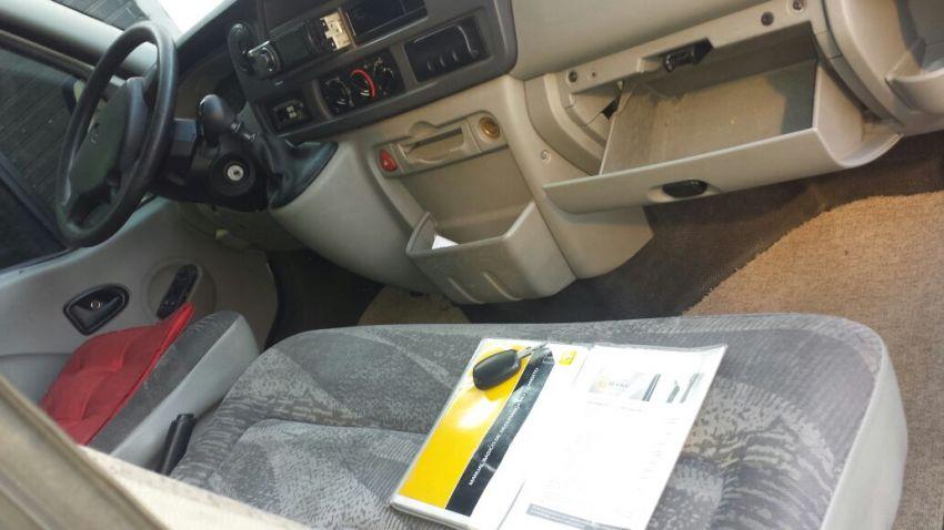 Renault Master 2.3 16V dCi L1H1 Furgão - Foto #7
