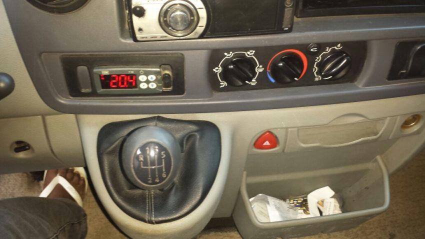 Renault Master 2.3 16V dCi L1H1 Furgão - Foto #10