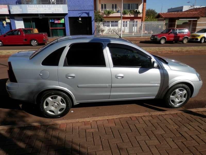 Chevrolet Corsa Sedan Premium 1.4 (Flex) - Foto #4
