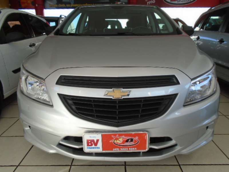 Chevrolet Onix 1.0 Eco Joy Spe/4 - Foto #1