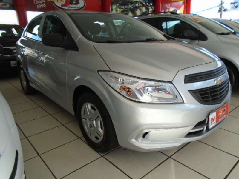 Chevrolet Onix 1.0 Eco Joy Spe/4 - Foto #2
