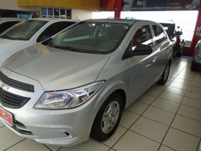 Chevrolet Onix 1.0 Eco Joy Spe/4 - Foto #3