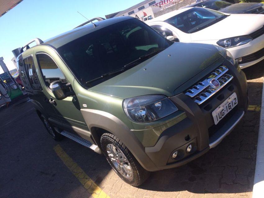 Fiat Doblò Adventure Xingu 1.8 16V (Flex) - Foto #1