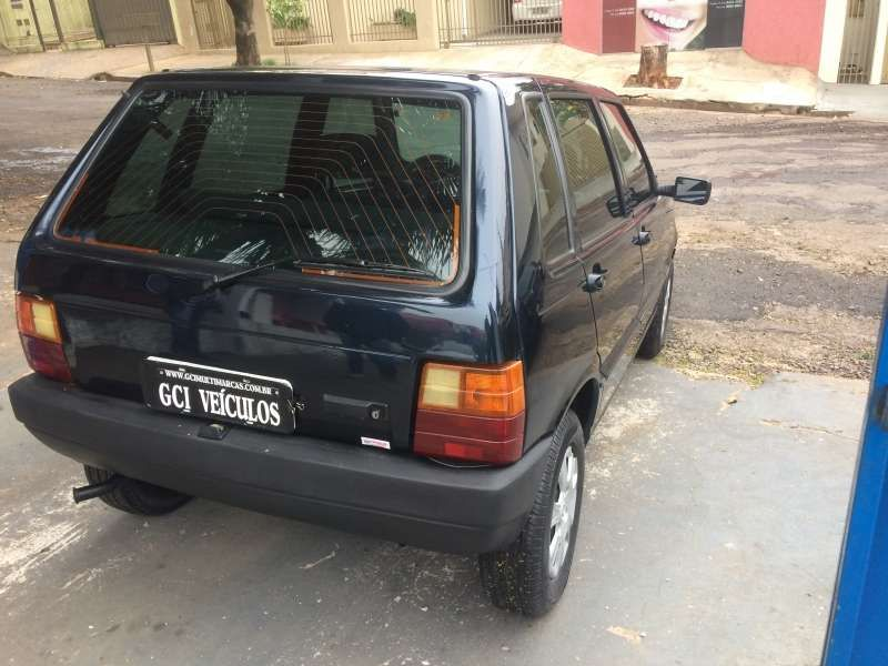 Fiat Uno Mille 1.0 - Foto #10