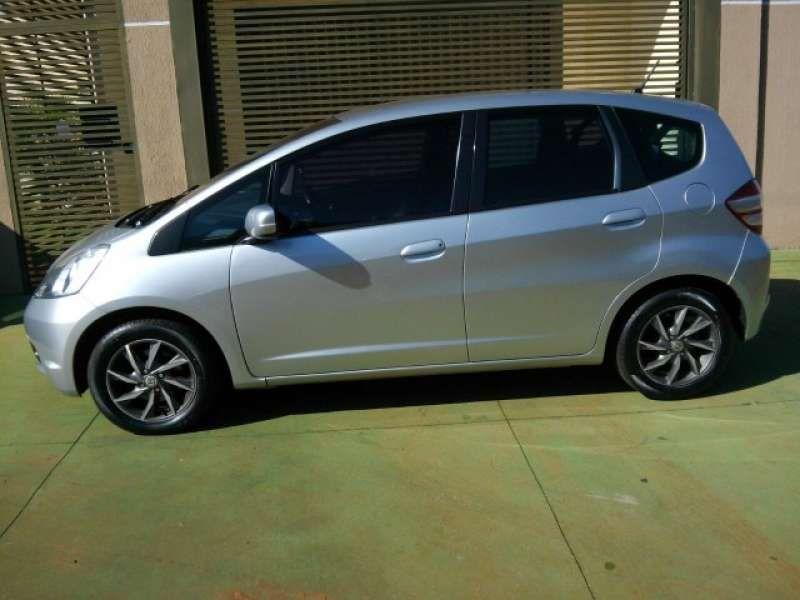 Honda New Fit DX 1.4 (Flex) - Foto #2