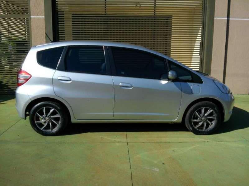 Honda New Fit DX 1.4 (Flex) - Foto #6