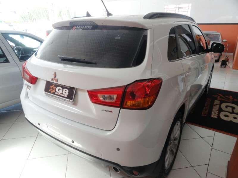 Mitsubishi ASX 2.0 16V CVT 4WD - Foto #5