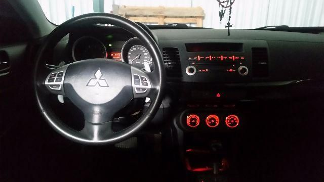 Mitsubishi Lancer 2.0 16V CVT (aut) - Foto #5