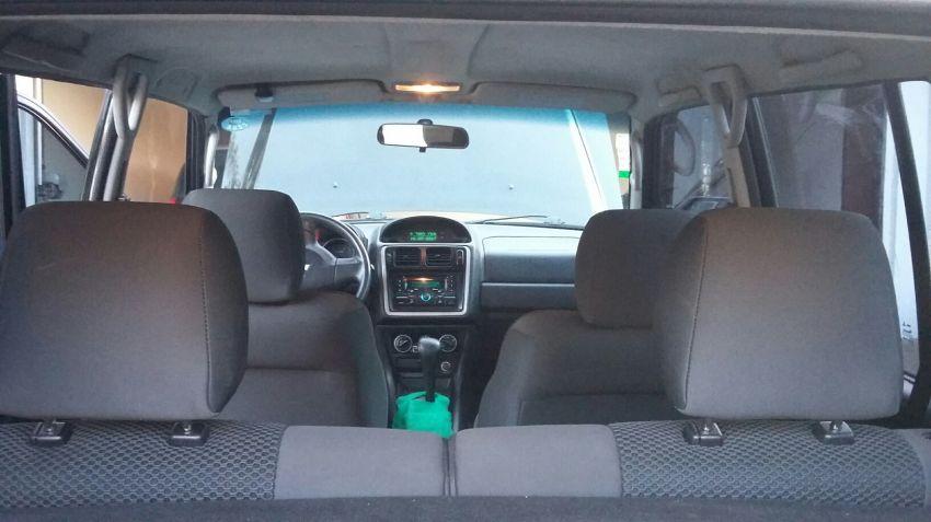 Mitsubishi Pajero TR4 2.0 16V 4X4 (flex) (aut) - Foto #9