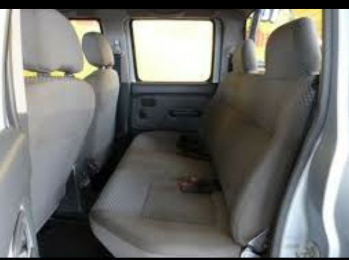 Nissan Frontier SE 4x4 2.8 Eletronic (cab. dupla) - Foto #6