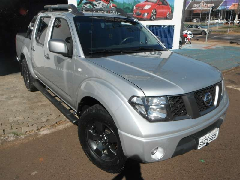 Nissan Frontier SE Attack 2.5 4X4 (Cabine Dupla) - Foto #1