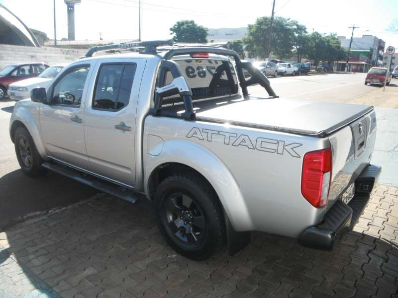 Nissan Frontier SE Attack 2.5 4X4 (Cabine Dupla) - Foto #4