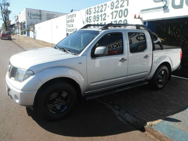 Nissan Frontier SE Attack 2.5 4X4 (Cabine Dupla) - Foto #5