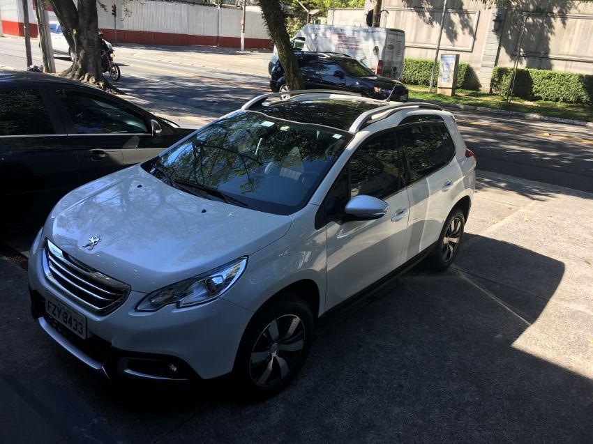 Peugeot 2008 Griffe 1.6 16V (Flex) (Aut) - Foto #2