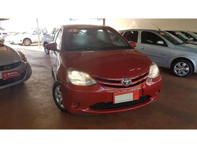 Toyota Etios 1.3 (Flex) - Foto #1