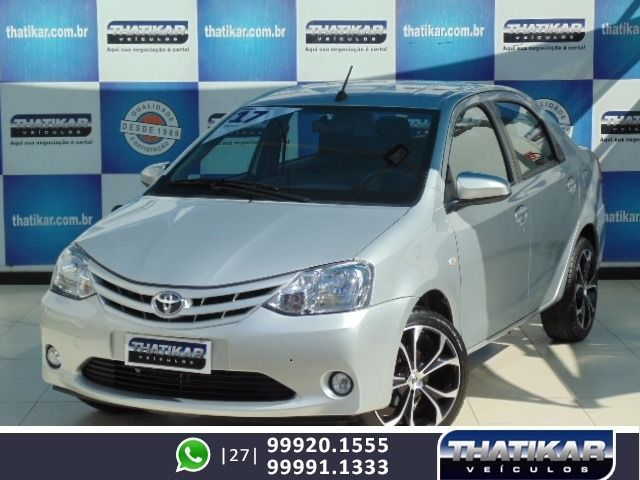 Toyota Etios Sedan XS-AT 1.5 16V Flex - Foto #1