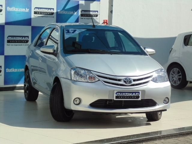 Toyota Etios Sedan XS-AT 1.5 16V Flex - Foto #3