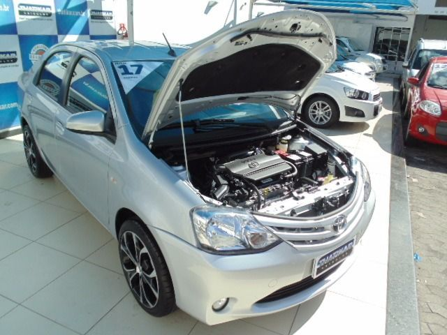 Toyota Etios Sedan XS-AT 1.5 16V Flex - Foto #7