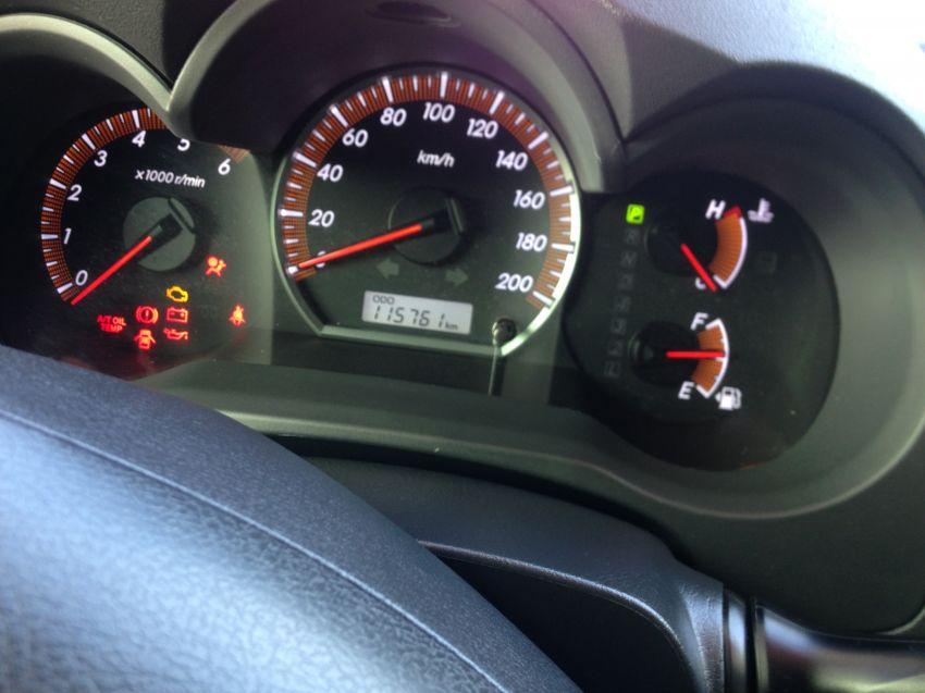 Toyota Hilux SRV 4x4 3.0 Turbo (cab. dupla) - Foto #8
