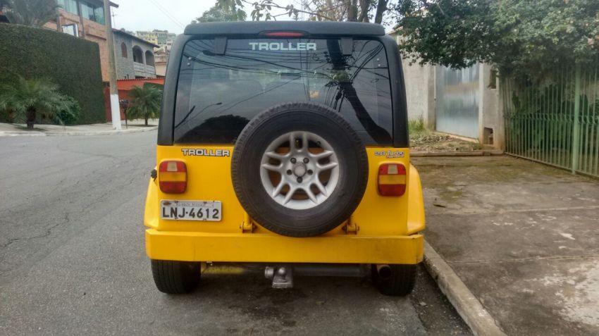 Troller T4 4x4 2.8 Turbo (teto rígido) - Foto #3