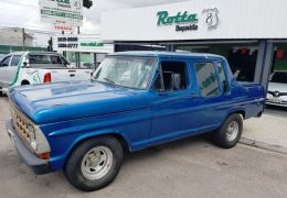 Ford F-1000 Tropical Cabine Dupla 4.3 Turbo