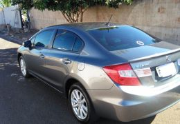 Honda New Civic LXR 2.0 i-VTEC (Flex) (Aut)
