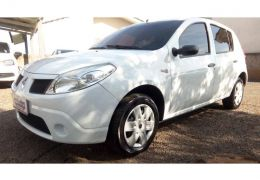 Renault Sandero Authentique 1.6 8V Hi-Torque (flex)
