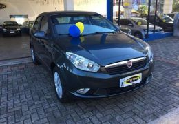 Fiat Grand Siena Essence Dualogic 1.6 (Flex)