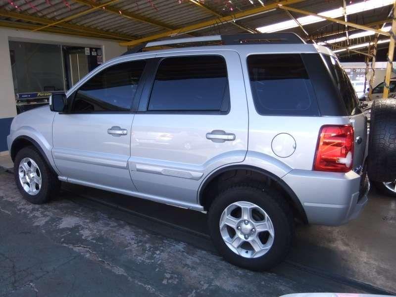 Ford Ecosport XLT 2.0 16V - Foto #3