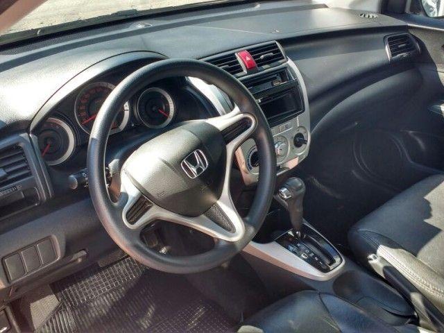 Honda City DX 1.5 16V (flex) - Foto #4