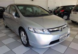 Honda Civic 1.8 i-VTEC LXS (Aut) (Flex)
