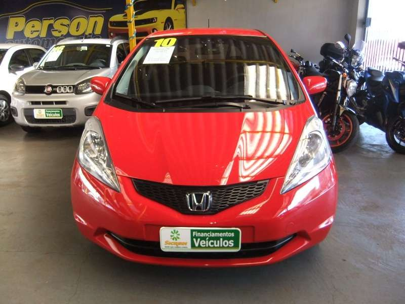 Honda New Fit LXL 1.4 (flex) - Foto #2