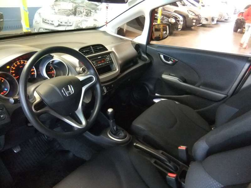 Honda New Fit LXL 1.4 (flex) - Foto #8