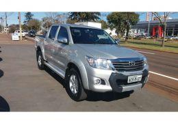 Toyota Hilux 2.7 4x4 CD SRV (Flex) (Aut)