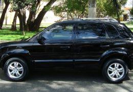 Hyundai Tucson GL 2.0 16V (aut)