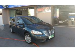 Nissan Sentra 2.0 16V Unique CVT (Flex)