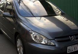 Peugeot 307 Hatch. Rallye 2.0 16V (aut)